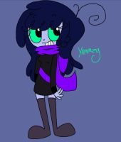 Wander over yonder oc by love-me-drowned
