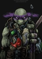 Donatello by Gekroent