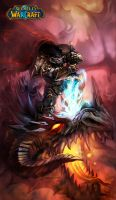 WORLD OF WARCRAFT_ by rcchen