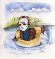 Jason by ApocalypticPorcelain