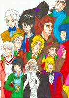 Bleach and Doctor Who Crossover *SPOILERS* by RomaniaBlack