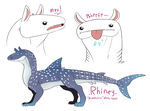 Rhiney by ShiroiAngelz