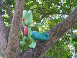Treecko - World Gecko Pokemon by Toshikun
