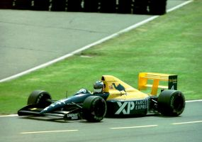 Jean Alesi (Great Britain 1989) by F1-history