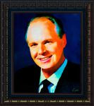 Rush Limbaugh by fmr0