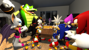 100 Themes: 2/100 (Bonk Drinking Contest) by Nictrain123
