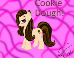 Cookie dough by InvaderMayMay