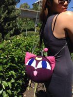 Luna Ball bag by TheLibellus