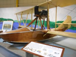 old boat plane paint removed by ussignalman2