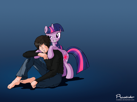Twilight and Human by Realider