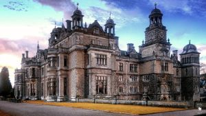Thoresby Hall 2 by Pixie-Arts