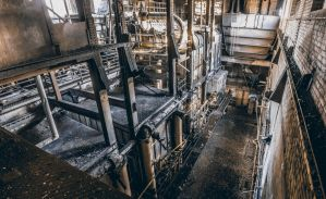 Abandoned Power GB by 5isalive