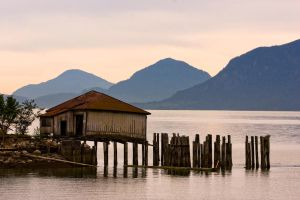 Vancouver - Boat House by Elijah-Snow