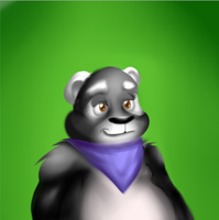 Panda by Tigerslam
