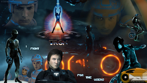 TRON - I Fight for the Users by Stitchfan