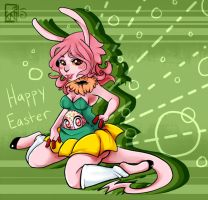 Happy Easter 2013 by Kinla