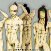 Avatar Bishonen colored by Sethrity