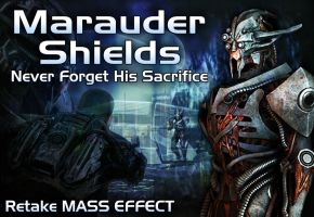 Marauder Shields - mShep Version by ScaperDeage