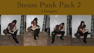 Steam Punk Pack 2 by HiddenYume-stock