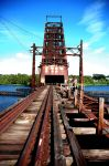 Crook Point Bascule Bridge I by theonlysong