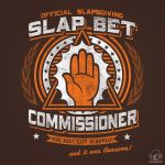 Slap Bet Commisioner by Bamboota