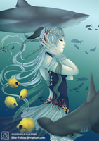 REmake - Amphitrite by Blue-Fishies