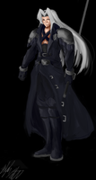 Perfect Works - Sephiroth by PeterPrime
