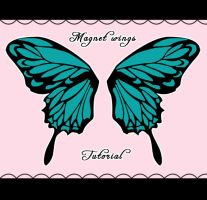 magnet wings tutorial by oranges-lemons