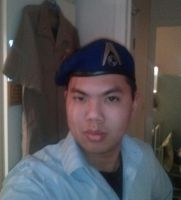 Systems Alliance Beret (WIP cosplay) by Loolo38