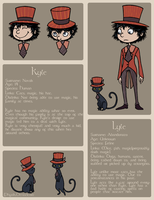 Kyle and Lyle by iPhysik