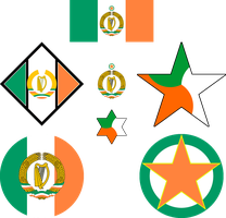 People's Republic of Ireland signage by 1Wyrmshadow1