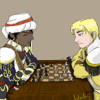 Game of Chess by hclark