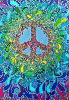 Peace piece by SpindleLeaf