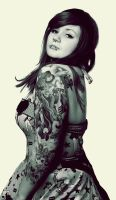 Tattoo Me Beautiful VI by Dahlia-Dubh