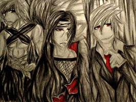 The Protector,The Murderer,The Soul Eater by ANiMExFReaKx115