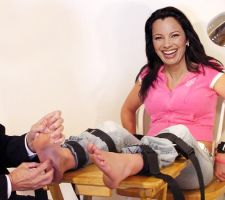 Fran Drescher Tickle Fake by MikeTickler