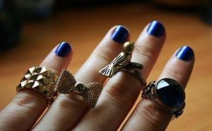 rings collection by RahafBelal