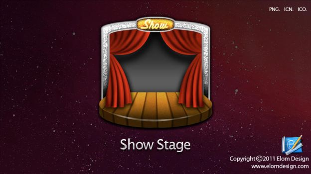 show stage by ElomDesign