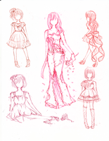 Frills, Laces, and Ribbons by iMusiclyfe