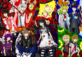 Page cover:~*TwIsTeD WoNdErLaNd*~ by azuna10