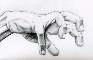 Hand by ChaoticInsanity13