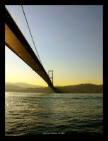 Bosphorus Bridge by gianf