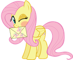 Fluttershy has a crush on you![Requested] by PureZparity