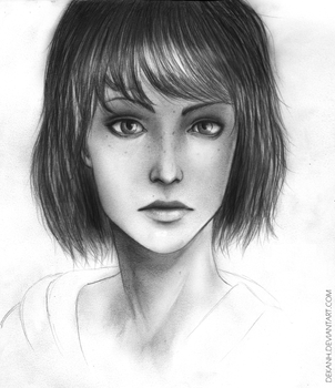 Max Caulfield (Life is strange) by Dekanh
