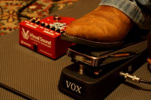 Pedals by Syagria