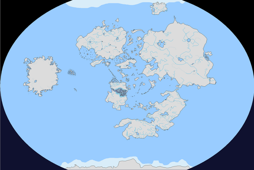 Alternate Earth  - Styrcia Rivers by Sharklord1
