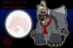 Night of the Werewolves: Mangafoks by Chibi-Tediz