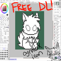 Oyrnox Icon Base for SAI and Photoshop users! by bambous