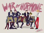 Free! - War Of Hormone by RavenAnime