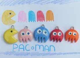 PacMan Maddness by BeCharming